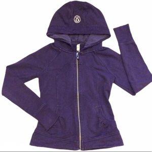 LULULEMON | Purple Scuba Hoodie Jacket
